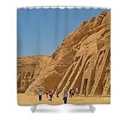 Land Of The Pharaohs Shower Curtain