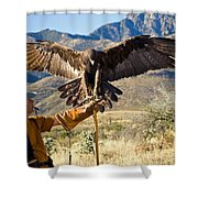 Landing Two Shower Curtain
