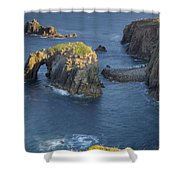 Lands End Morning Shower Curtain