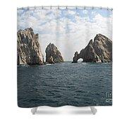 Lands End - Cabo San Lucas Mexico Shower Curtain