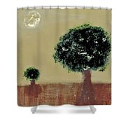 Landscape 14-006 Shower Curtain