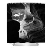 Landscape 173 Shower Curtain