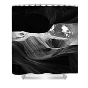 Landscape 174 Shower Curtain