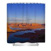 Landscape 405 Shower Curtain