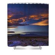 Landscape 424 Shower Curtain
