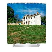 Landscape - Missouri Town - Missouri Shower Curtain