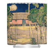 Landscape Trinidad Shower Curtain