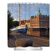 Landskrona Se 202 Shower Curtain