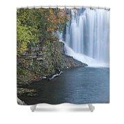 Lanesboro Dam 12 Shower Curtain