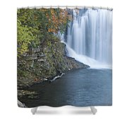 Lanesboro Dam 12 Shower Curtain