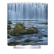 Lanesboro Dam 9 Shower Curtain