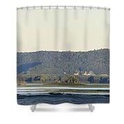 Lansing Iowa Shower Curtain