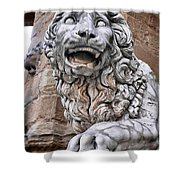 Lanzi Shower Curtain