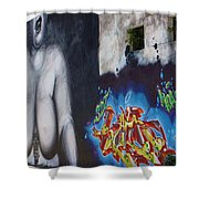 Large Shower Curtain