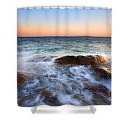Larrabee Sunset Shower Curtain