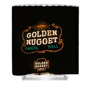 Las Vegas Light 3 Shower Curtain