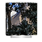 Las Vegas - Wynn Hotel Shower Curtain