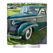 Cadillac Lasalle In Style Shower Curtain