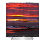 Last Of The Light Shower Curtain