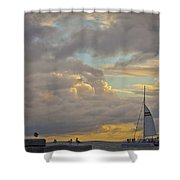 Last Remaining Light Shower Curtain