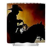 Last Roping Shower Curtain