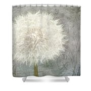 Last Shout Of Summer Shower Curtain
