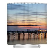 Lasting Impressions Shower Curtain