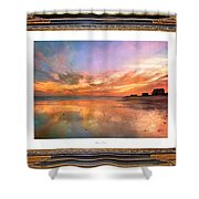 Lasting Moments Shower Curtain