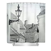 Latern Shower Curtain