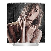 Lather Up Shower Curtain
