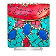 Latinhas Collection 001 Shower Curtain