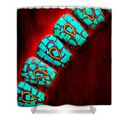 Latinhas Collection 002 Shower Curtain