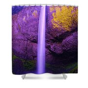 Latourall Falls Shower Curtain