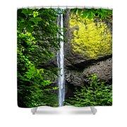 Latourelle Falls Shower Curtain
