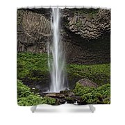 Latourelle Falls Shower Curtain
