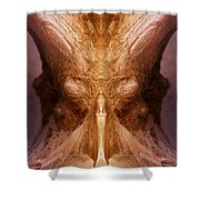 Laughing Drifters Shower Curtain