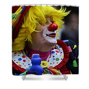Laughter Bubbles  Shower Curtain