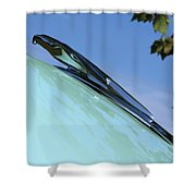 Launch Shower Curtain