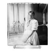 Laundress, C1918 Shower Curtain