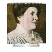 Laura Ingalls Wilder (1867-1957) Shower Curtain