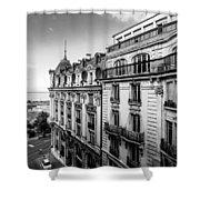 Lausanne City Shower Curtain