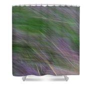Lavendar Fields Shower Curtain