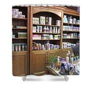 Lavender Museum Shop 1 Shower Curtain