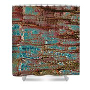 Layers 2 Shower Curtain