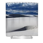 Layers And Layers Shower Curtain