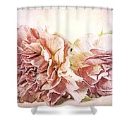 Layers Of Love Shower Curtain