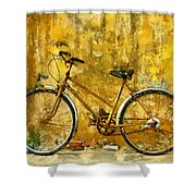 Lazy Sunday Afternoon Shower Curtain
