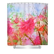 Le Jardin Shower Curtain