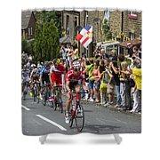 Le Tour De France 2014 - 4 Shower Curtain
