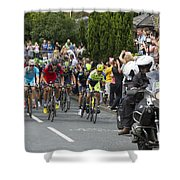 Le Tour De France 2014 - 5 Shower Curtain